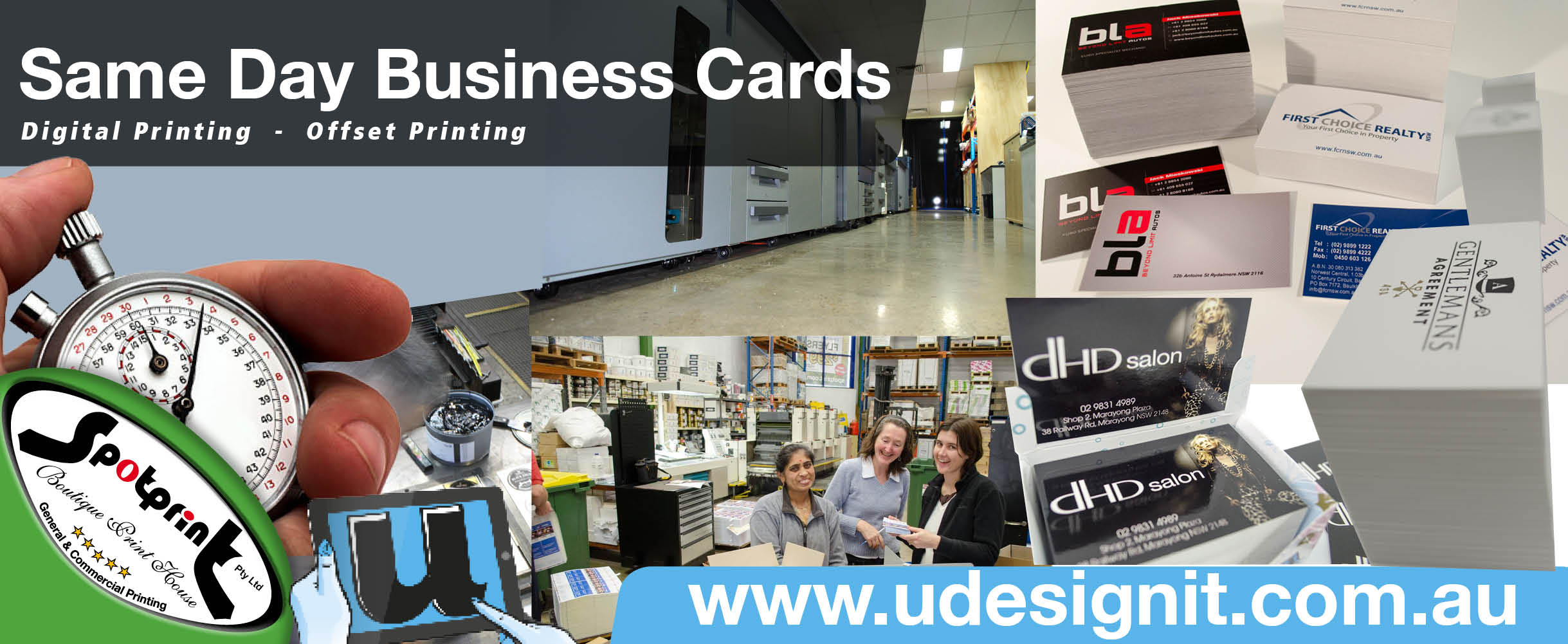 Same day business card printing spot print pty ltd boutique same day business card printing spot print pty ltd boutique print house reheart Image collections